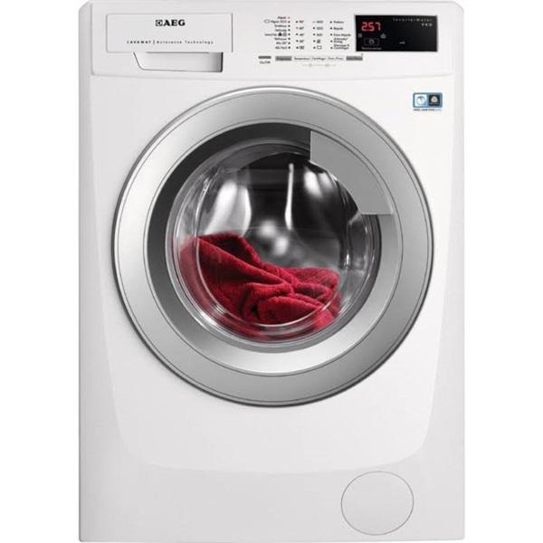 Aeg l69490vfl - lavadora de carga frontal 9 kg blanca 1400