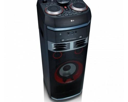 Altavoz Bluetooth lg OK75 usb 1000W Negro