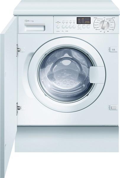 Balay 3ti74122a - lavadora integrable de 7kg 1200 rpm clase