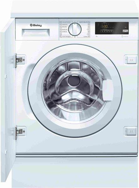 Balay 3ti984b - lavadora integrable extrasilencio 8kg led