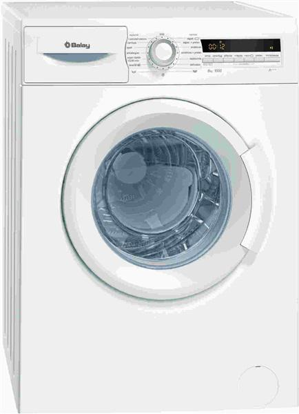 Balay 3ts864bc - lavadora carga frontal blanca 6kg 1000 rpm