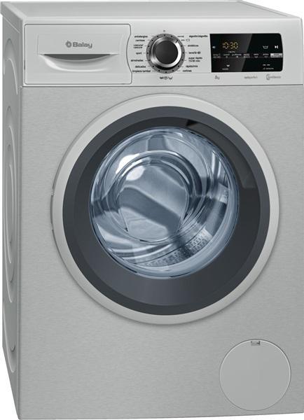 Balay 3ts986xp - lavadora extrasilencio, a+++, 8kg, 1200 rpm