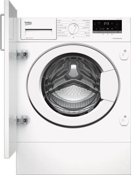 Beko witv 8612 xw0r - lavadora integrable 8kg 1200rpm
