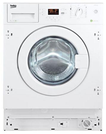 Beko wmi81242 - lavadora integrable a++ 8 kg. 1.200 r.p.m.