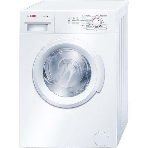 Bosch wab20066ee - lavadora carga frontal 5,5 kg y 1000 rpm