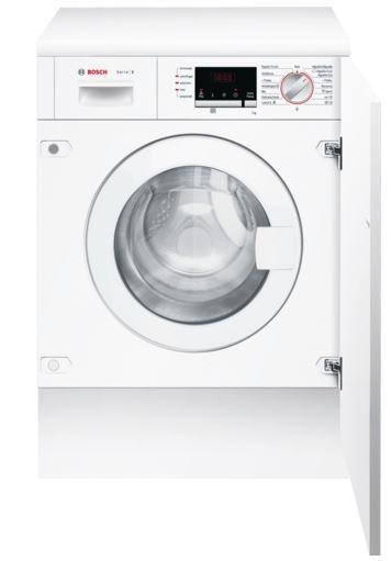 Bosch wia24202es - lavadora integrable de 7kg y clase a++