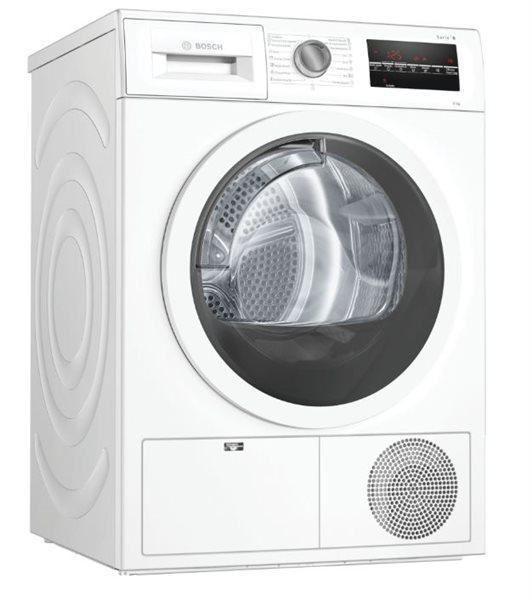 Bosch wtg86260es - secadora de condensación 8kg clase b