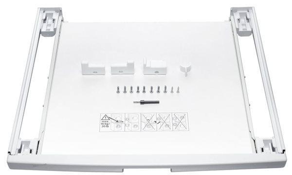 Bosch wtz11400 - kit de unión con mesa extraíble para