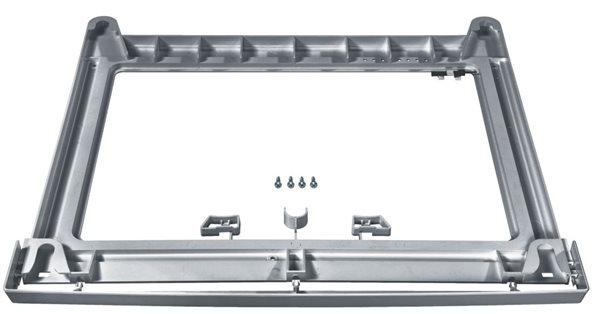 Bosch wtz2041x - kit de unión sin mesa extraíble para