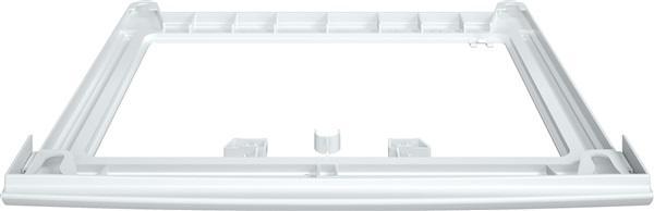 Bosch wtz27410 - kit de unión sin mesa para secadora