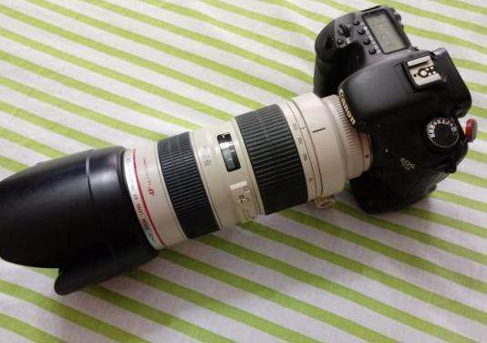 Cambio cámara y objetivo canon x sony a7 ii