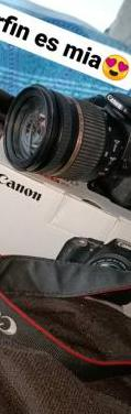 Canon eos 600d objetivo tamrom profesional!!