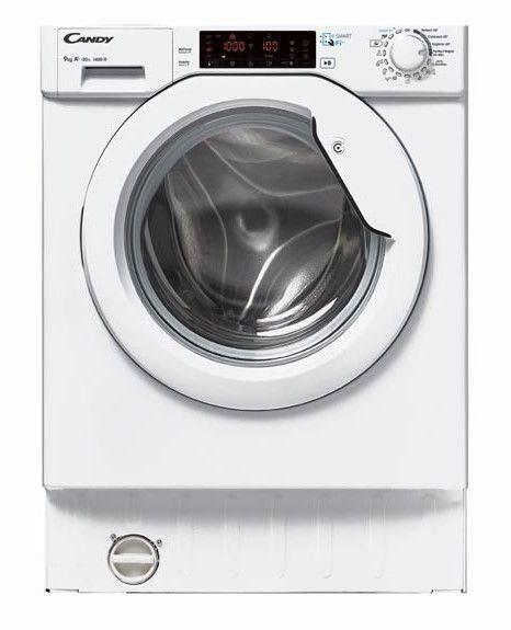 Candy cbwms 914twh-s - lavadora integrable 9kg 1400rpm a+++