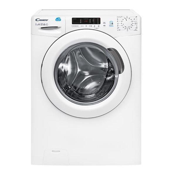 Candy cs1272d31s - lavadora de 7kg 1200 rpm clase a+++