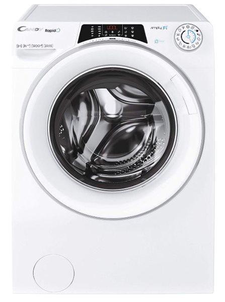 Candy ro 1284dxh5/1-s - lavadora 8kg 1200rpm con vapor a+++