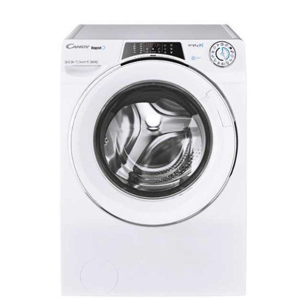 Candy ro 1496dwhc7/1-s - lavadora de 9kg serie rapidó a+++