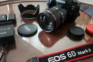 Canon 6d mark ii 24-105mm