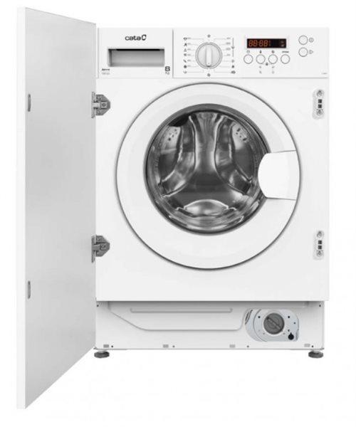 Cata 07900001 - lavadora integrable li 08014 8kg 1400 rpm