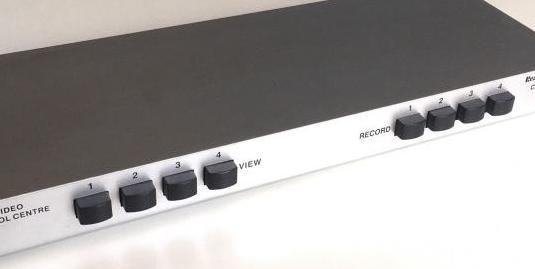 Conmutador de vídeo rca/s-video