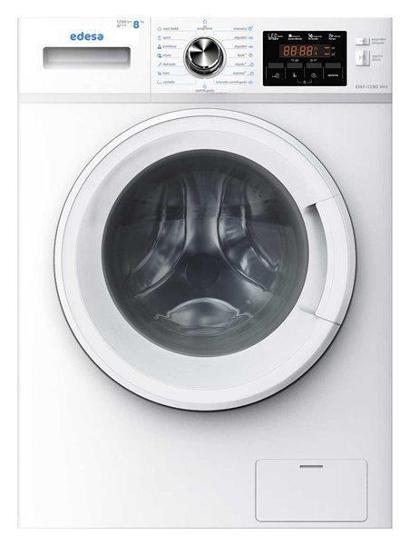 Edesa ewf-1280 wh - lavadora 8kg a+++ 1200 rpm 16 programas