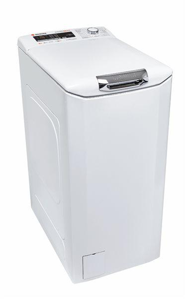 Hoover hnot s383da-37 - lavadora de carga superior 8kg