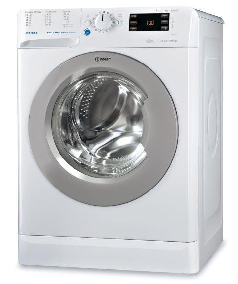 Indesit bwe81284xwssseu - lavadora carga frontal 8kg 1200