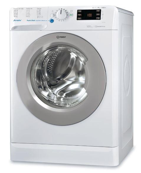 Indesit bwe91484xwssseu - lavadora carga frontal 9kg clase