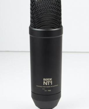 Kit micrófono rode nt1