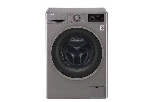 Lg f4j6ty8s - lavadora carga frontal 8kg 1400rpm vapor a+++