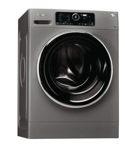 Lavadora whirlpool fscr80422s clase a+++ 8 kg 1.400 rpm inox