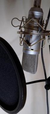 Micrófono de condensador accesorios