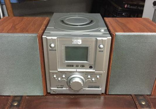 Microcadena radio/cd/mp3/usb/sd