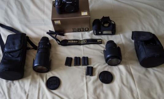 Nikon d810 24-70 f/2.8g dg 70-20 f/2.8g dg