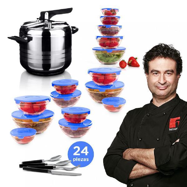 Pack especial cocina