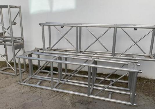 Regalo! estructura puente truss
