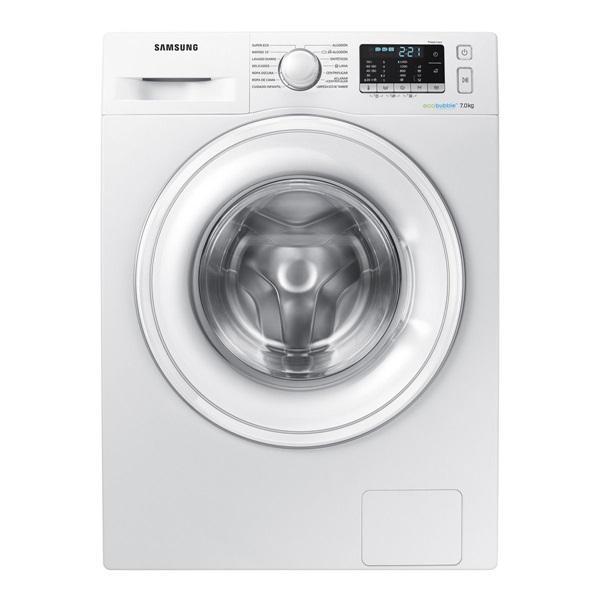 Samsung ww70j5555dwec - lavadora carga frontal 7kg a+++