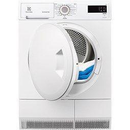 Secadora condensación electrolux edc2086pdw