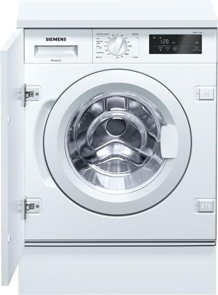 Siemens wi12w320es- lavadora integrable 8kg 1200rpm a+++