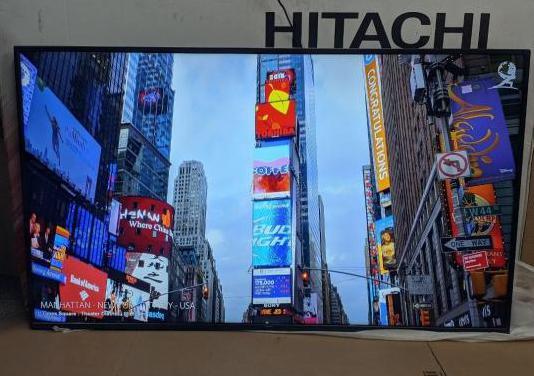 Tv hitachi 65 4k hdr10 smart tv y alexa