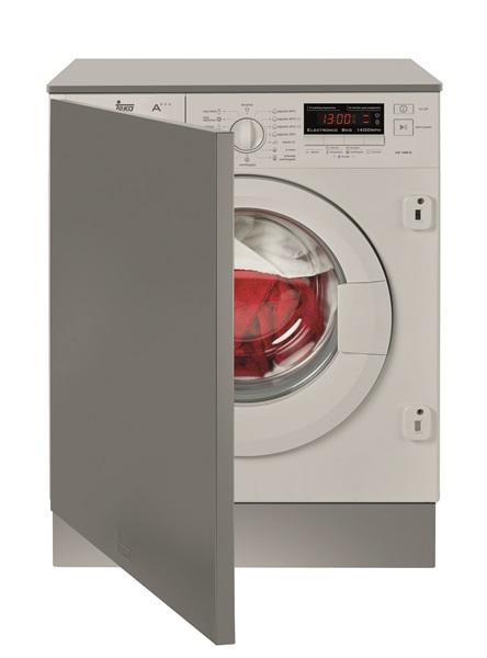 Teka 40830200 - lavadora integrable li3 1480 e de 8 kg 1400
