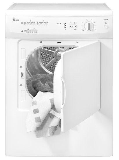 Teka 40851210 - secadora de evacuación tks1 600 de 7kg con
