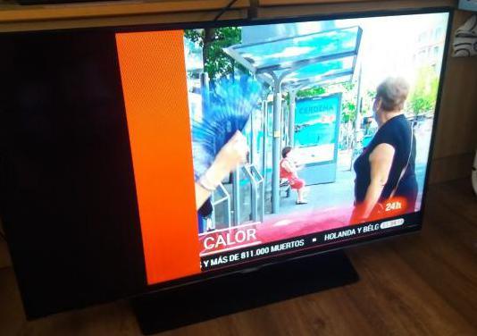 Televisión samsung smarttv