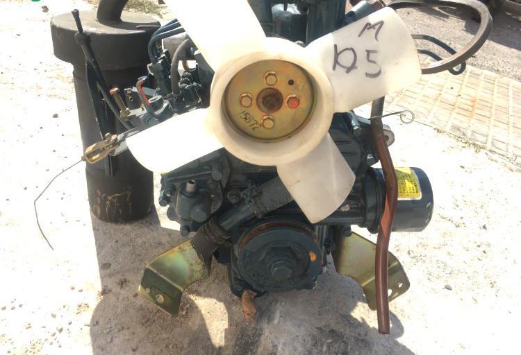 Venta de motor kubbota modelo d662 en valencia