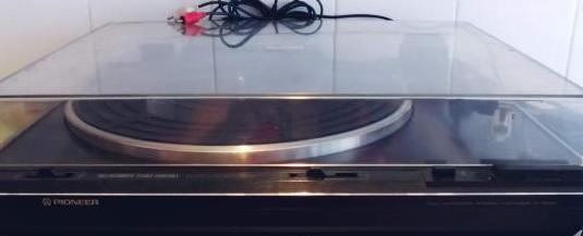 Tocadiscos pioneer pl-555z,funciona perfectamente