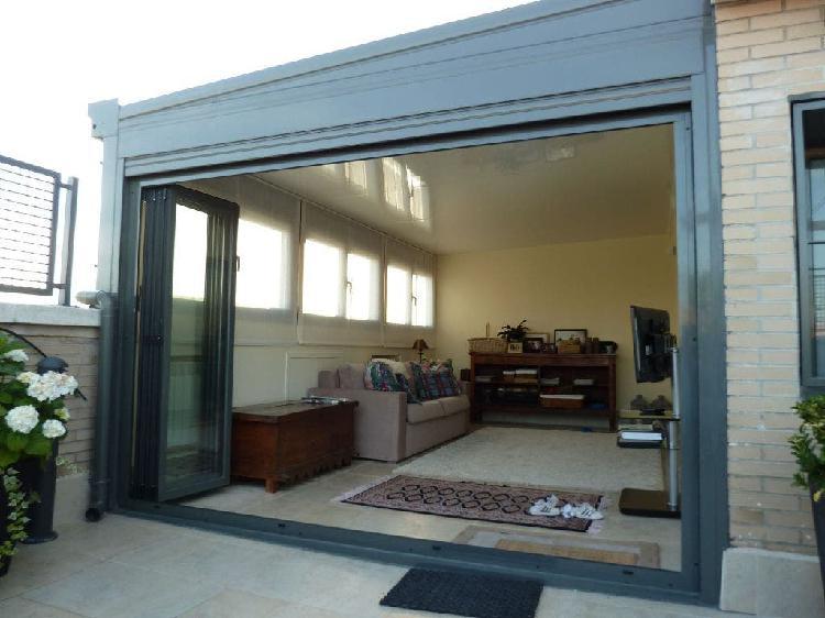 Aluminio porches