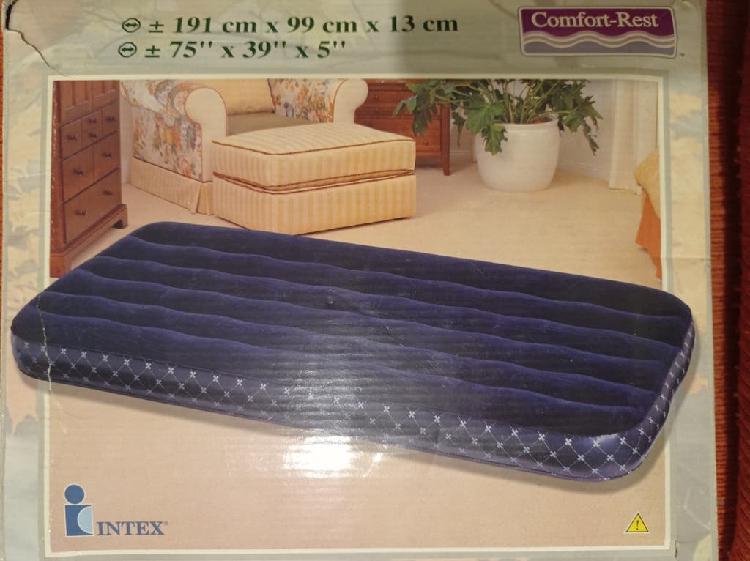 Colchón de aire comfort-rest de 99 cm x 13 de alto