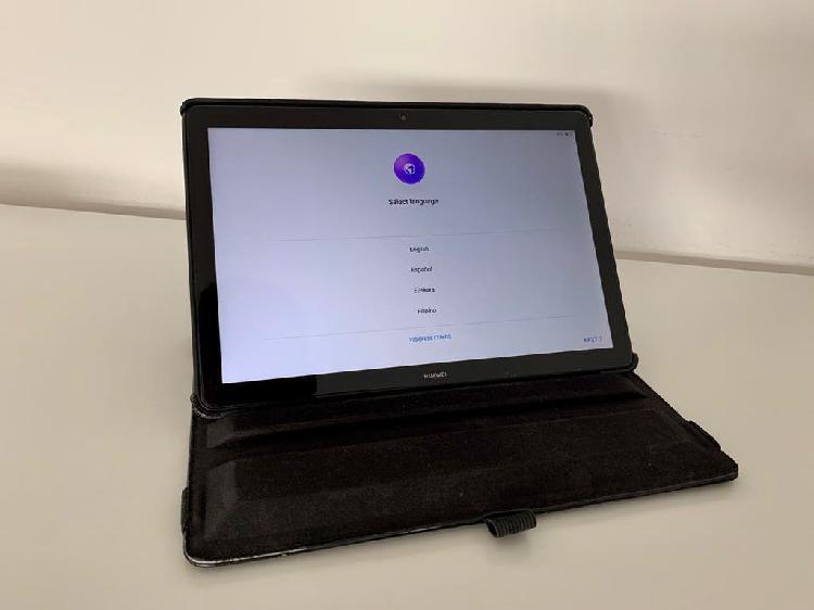 """Huawei mediapad t5 10"""" (garantía, seguro y funda)"""