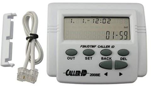 Identificador de llamadas entrantes hwd-2008e