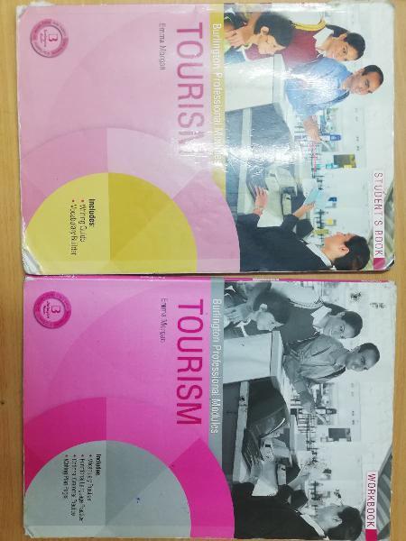 Libro tourism burlington professional modules