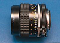 Objetivo nikon micro-nikkor ai 55 mm f 2.8
